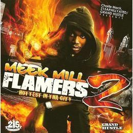 iLLmixtapes.com - Meek Mill – Flamers 2 Cover Art
