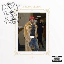 iLLmixtapes.com - Dope Boy Troy Cover Art