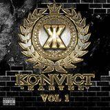 iLLmixtapes.com - Konvict Kartel Vol.1 Cover Art