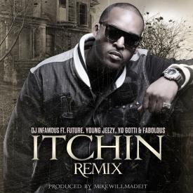 Itchin (Remix)