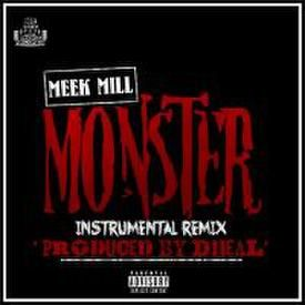 Meek Mill - Monster (Instrumental Remix)