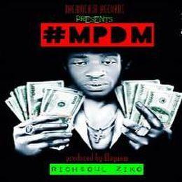 Immortal Richsoul Ziko - Rich Soul Ziko - Mind Pon Da Money Cover Art