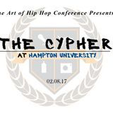 Immortal Hip Hop - 2017 Art of Hip Hop Conference Cypher Cover Art