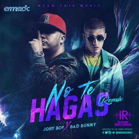 No te Hagas (Remix) 66 BPM