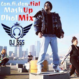 Confidential - Mashup - Diljit Dosanjh - DJ SSS