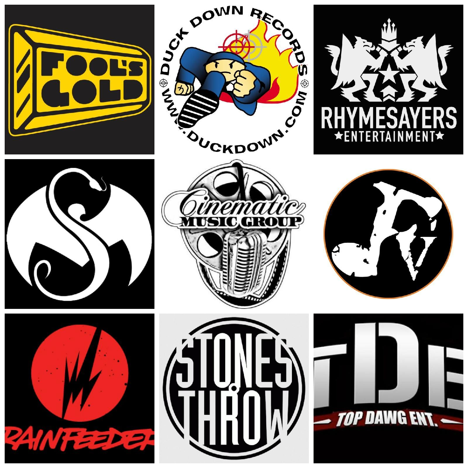 """IHHR Podcast Ep. 6 """"TOP TEN INDIE HIP HOP RECORD LABELS"""