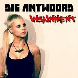 Die Antwoord - Rich Bitch (InsainMix)