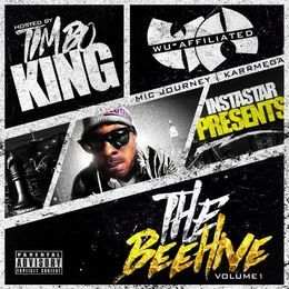 Instastar - The Beehive Volume 1 Hosted by Timbo King Cover Art