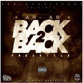 BACK 2 BACK FREESTYLE