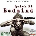 itsjahmiel - QUICK FI BADMIND (RADIO) Cover Art