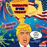 JA$ - Triumph Over Trump Cover Art