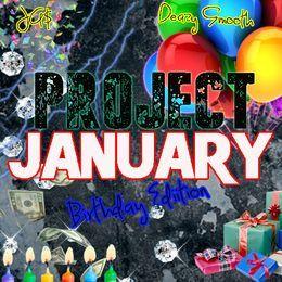 JA$ - Project January Cover Art