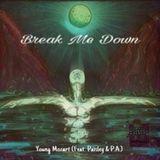 M@nni M@n!a - Break Me Down Cover Art