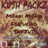M@nni M@n!a - Kush Packz Cover Art