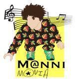 M@nni M@n!a - P@USE Rem!x Cover Art