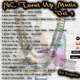 ItsReddy252 - NC Tunrt Up Music Vol 1 Cover Art