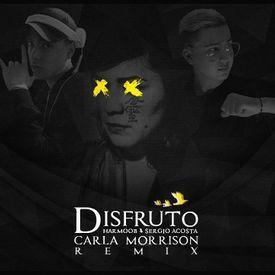 CM - Disfruto  Harmoob ✘ Sergio Acosta