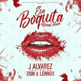 Esa Boquita (Official Remix)