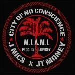 J NICS - City Of No Conscience Cover Art