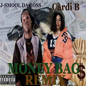 cardi b cardi b money remix uploaded by j smool da boss listen. Black Bedroom Furniture Sets. Home Design Ideas