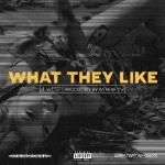 J. West - What They Like (prod. by im'peretiv) Cover Art