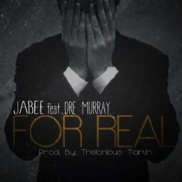 Jabee - For Real Cover Art