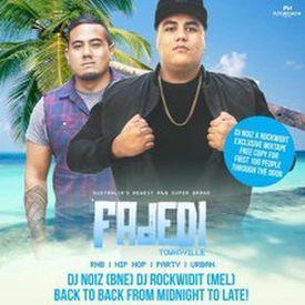FADED MIXTAPE VOL. 2  DJ NOIZ x DJ ROCKWIDIT