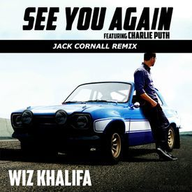 See You Again - Jack Cornall Remix