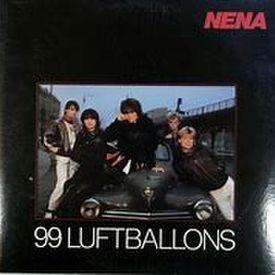 Nena - 99 Luftballons (german)