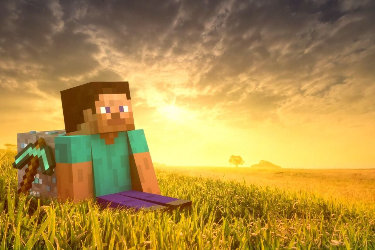 Minecraft Music - Calm 1 by Mojang from Jadaurian: Listen