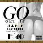 JAE E - Go Get It (Radio Clean) Cover Art