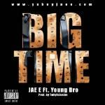 JAE E - Big Time Cover Art