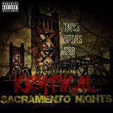 SKULL KAMP RECORDS - SACRAMENTO NIGHTS Cover Art