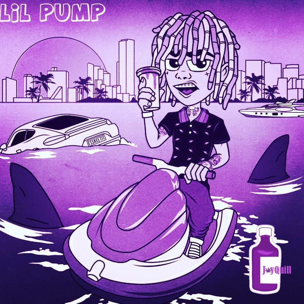 Lil Pump - Lil Pump (Slowed & Throwed By JayQuill) by Lil