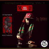 Jay Ophishal - Conspiracy Theory Vol. II (Higher Learning) Cover Art