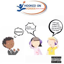 Jay-Von - HOOKED ON VONXIX:EXTRA CREDIT Cover Art