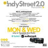 indyStreet2.0 - #HipHopAddition - indyStreet2.0_S02E02 Cover Art