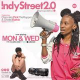 indyStreet2.0 - #HipHopAddition - indyStreet2.0_S02E03 Cover Art