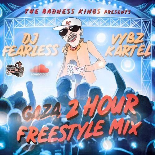 Vybz Kartel - Gaza 2 Hour Freestyle (Dancehall Mix 2018
