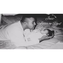 JazzThaOfficial - Letter to Pops Cover Art