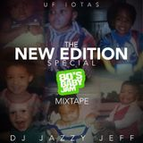 Jazzy Jeff - 80s Baby Jam Mixtape: New Edition Special Cover Art