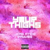Jean Atem - Your Thighs Cover Art