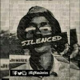 Jenius - Silenced [prod by Mabeatz Eshumba] Cover Art
