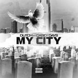 JERZEYBOY RADIO MIXTAPES - My City Cover Art