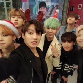 Last Christmas- BTS