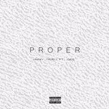 JimmyTrieu - Proper (Prod. Jimmy) Cover Art