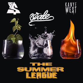 The Summer League (CDQ) (feat. Kanye West & Ty Dolla $ign)