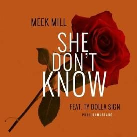 She Don't Know (feat. Ty Dolla $ign) (Prod. by DJ Mustard)