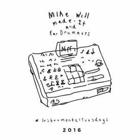 Eearz - No Sleep (Instrumental) (Prod. by Mike WiLL Made-It & JBo)