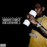 Jirka Corleone - Shoot First Ask Later Vol. 2 Cover Art
